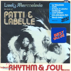Patti Labelle - Lady Marmalade: The Best Of Patti And Labelle