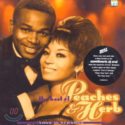 Peaches & Herb - Love Is Strange: The Best Of Peaches & Herb