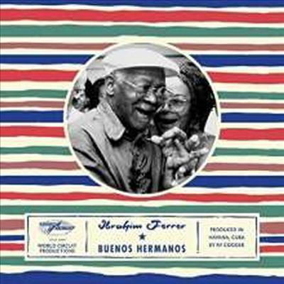 Ibrahim Ferrer - Buenos Hermanos (180G)(LP)
