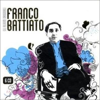 Franco Battiato - Gli Album Originali (Box Set)