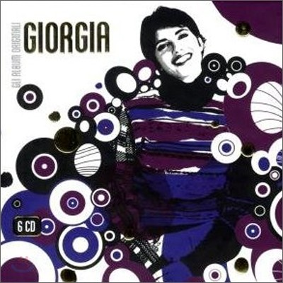 Giorgia - Gli Album Originali (Box Set)