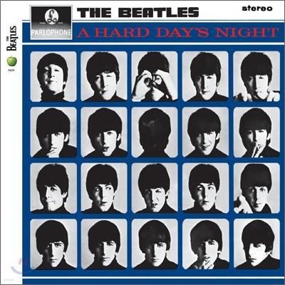 The Beatles - A Hard Day's Night (2009 Digital Remaster Digipack) (비틀즈 오리지널 앨범 리마스터 버전)