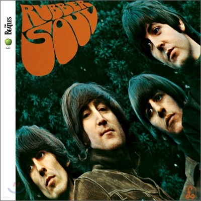 The Beatles - Rubber Soul (2009 Digital Remaster Digipack) (비틀즈 오리지널 앨범 리마스터 버전)