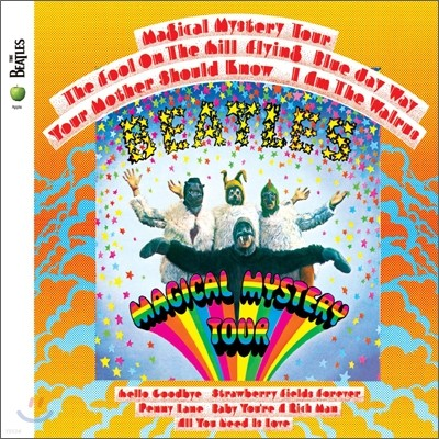 The Beatles (비틀즈) - Magical Mystery Tour