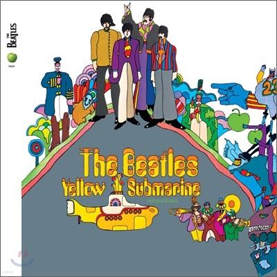 The Beatles - Yellow Submarine (2009 Digital Remaster Digipack) (비틀즈 오리지널 앨범 리마스터 버전)