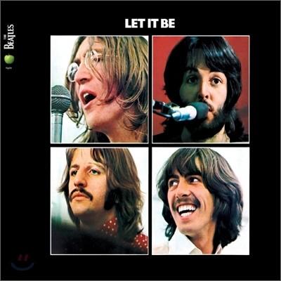 The Beatles - Let It Be (2009 Digital Remaster Digipack) (비틀즈 오리지널 앨범 리마스터 버전)