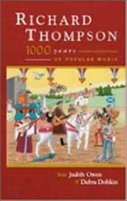 Richard Thompson - 1000 Years Of Popula (2CD+DVD Special Box)