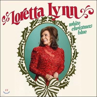 Loretta Lynn (로레타 린) - White Christmas Blue (화이트 크리스마스 블루) [LP]