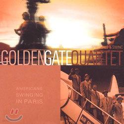 Golden Gate Quartet - Americans Swinging In Paris/Spirituals & Swing