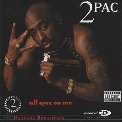 2Pac (투팍) - All Eyez on Me