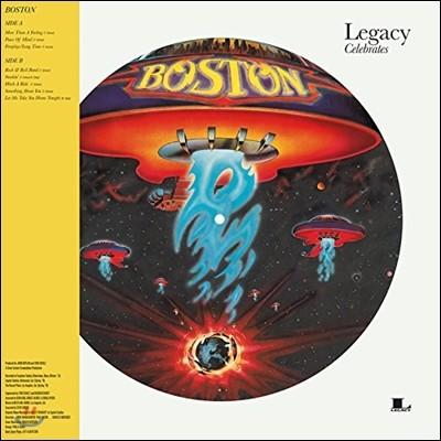 Boston (보스톤) -  Boston [픽쳐 디스크 LP]