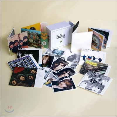 The Beatles - The Beatles in Mono Box Set (비틀즈 모노 박스세트)