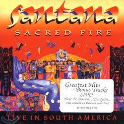 Santana - Sacred Fire: Live In South America