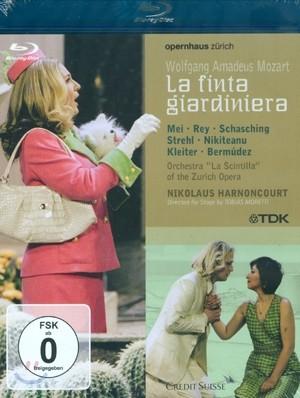 Nikolaus Harnoncourt 모차르트: 가짜 여정원사 (Mozart: La finta giardiniera, K196)