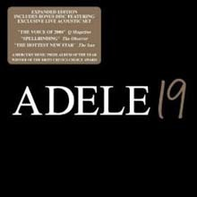 Adele - 19 (2CD Deluxe Edition) [아델 1집 수입반]