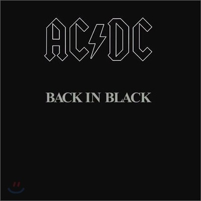 AC/DC - Back In Black [LP]