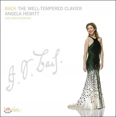 Angela Hewitt 바흐: 평균율 클라비어 전곡집 (Bach: The Well Tempered Clavier)