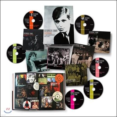Georgie Fame (조지 페임) - Survival: A Career Anthology 1963-2015 [박스세트 한정반]
