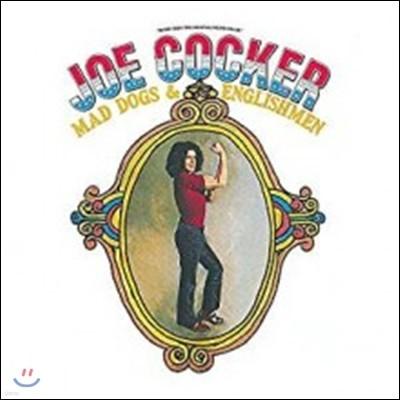 Joe Cocker (조 카커) - Mad Dogs & Englishmen (1970년 뉴욕 필모어 이스트 라이브) [2LP]
