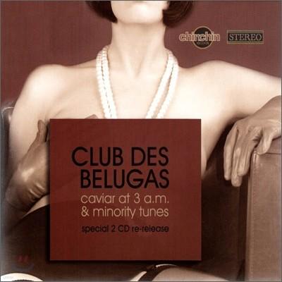 Club Des Belugas (클럽 데 벨루가) - Caviar At 3 A.M. & Minority Tunes [Special 2CD Re-Release]