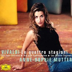 Anne-Sophie Mutter 비발디: 사계 / 타르티니: 악마의 트릴 (Vivaldi : The Four Seasons / Tartini : Devil's Trill)