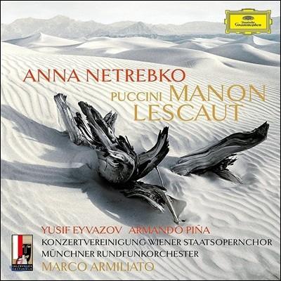 Anna Netrebko / Marco Armiliato 푸치니: 마농 레스코 (Puccini: Manon Lescaut) 안나 네트렙코, 뮌헨 방송 교향악단, 마르코 아르밀리아토