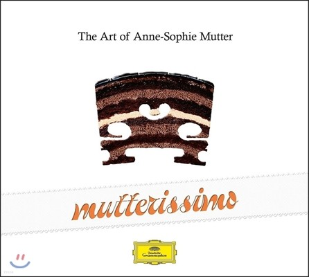 안네-소피 무터의 예술 (Mutterissimo - The Art of Anne-Sophie Mutter)