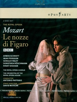 Antonio Pappano 모차르트 : 피가로의 결혼 - 안토니오 파파노 (Mozart: Le nozze di Figaro, K492)