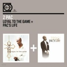 2Pac - Loyal To The Game / Pac's Life (2 For 1)