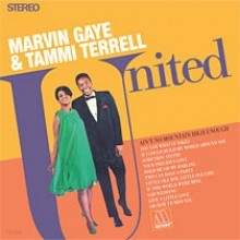 Marvin Gaye & Tammi Terrell - United (Back To Black: 60th Vinyl Anniversary)