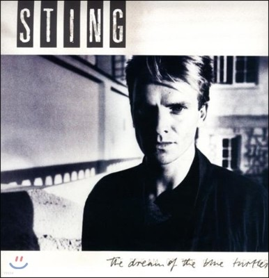 Sting (스팅) - 1집 The Dream Of The Blue Turtles [LP]