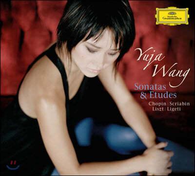 Yuja Wang 쇼팽 / 스크리아빈 / 리스트 / 리게티: 소나타와 에튀드 모음집 (Chopin / Scriabin / Liszt / Ligeti: Sonatas and Etudes)
