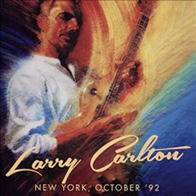 Larry Carlton - New York, October '92 (Remastered)