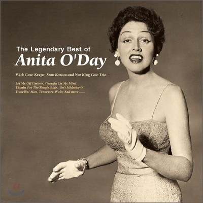 Anita O'Day - The Legendary Best of Anita O'Day
