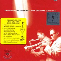 Miles Davis, John Coltrane - The Best Of Miles Davis & John Coltrane (1955-1961)