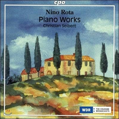 Christian Seibert 니노 로타: 피아노 작품집 (Nino Rota: Piano Works) 크리스티안 자이베르트