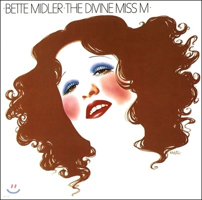 Bette Midler (베트 미들러) - 데뷔 앨범 The Divine Miss M [LP]