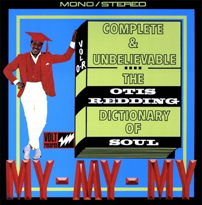 Otis Redding (오티스 레딩) - Complete & Unbelievable… The Otis Redding Dictionary of Soul [2LP+EP Deluxe Edition]