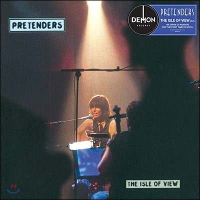 Pretenders (프리텐더스) - The Isle of View [재발매 2LP]