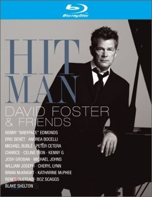 David Foster & Friends - Hit Man: David Foster & Friends