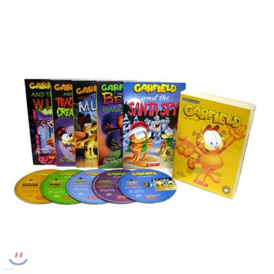 Garfield 영어 챕터북 시리즈 #1 ~ #5 (Book+CD)