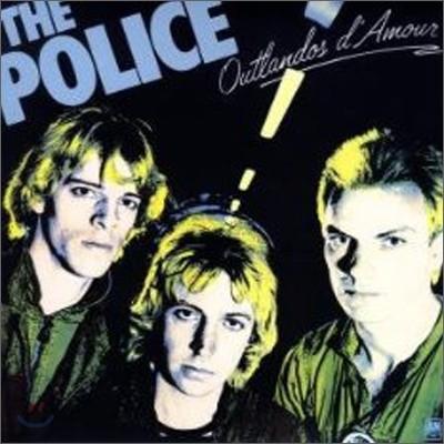 Police (폴리스) - Outlandos D'amour [60th Vinyl Anniversary Back To Black LP]
