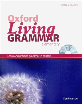 Oxford Living Grammar : Elementary Student's Book Pack