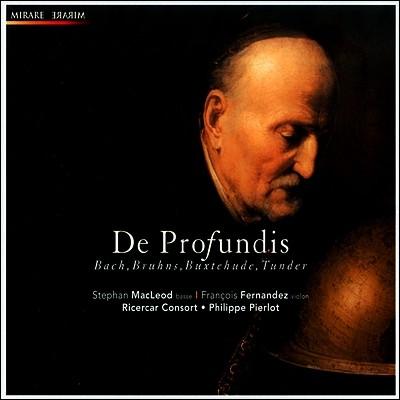 Philippe Pierlot 절망의 절규 : 바흐 & 브륀스 & 북스테후데 & 툰더 (De Profundis - Bach & Bruhns & Buxtehude & Tunder)