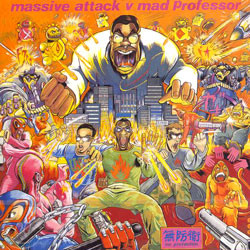 Massive Attack - No Protection