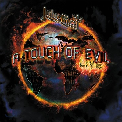 Judas Priest - A Touch of Evil: Live