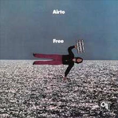 Airto (Airto Moreira) - Free (Gatefold)(180G)(LP)