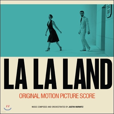 라라랜드 영화 스코어 음반 (La La Land Score Album OST by Justin Hurwitz 저스틴 허위츠)