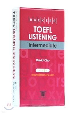 Hackers TOEFL Listening Intermediate (iBT) TAPE