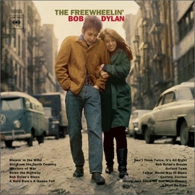 Bob Dylan (밥 딜런) - The Freewheelin' Bob Dylan